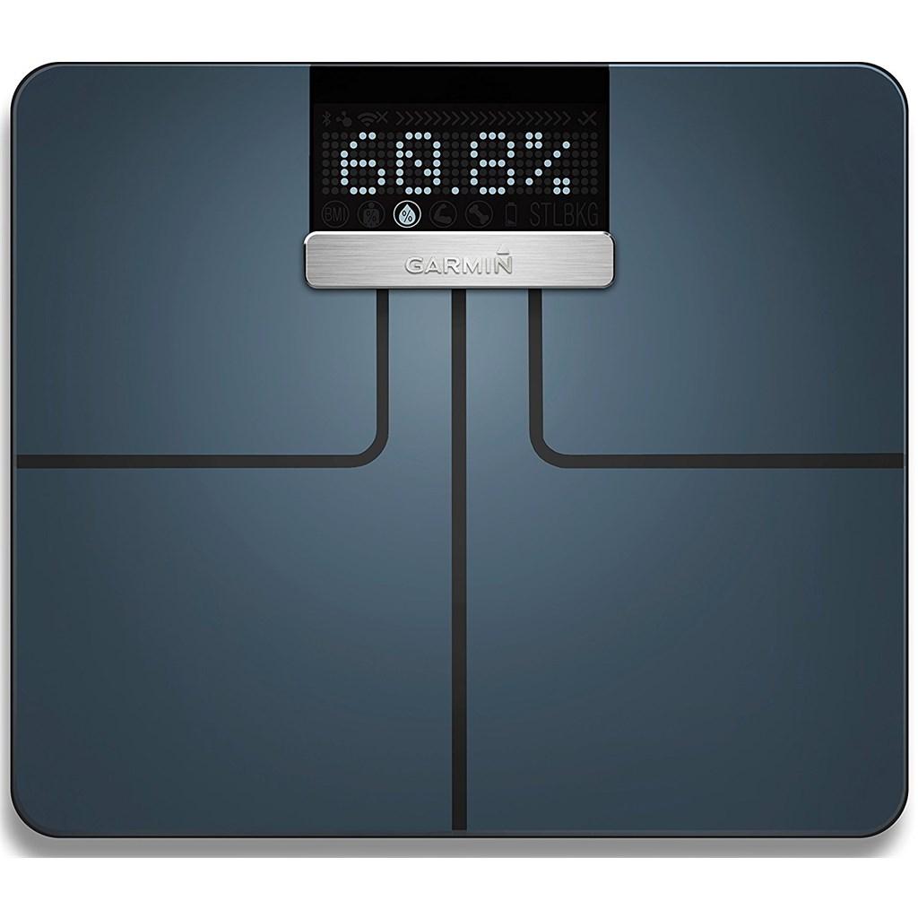 Garmin Index Smart Scale Fitnesswaage schwarz