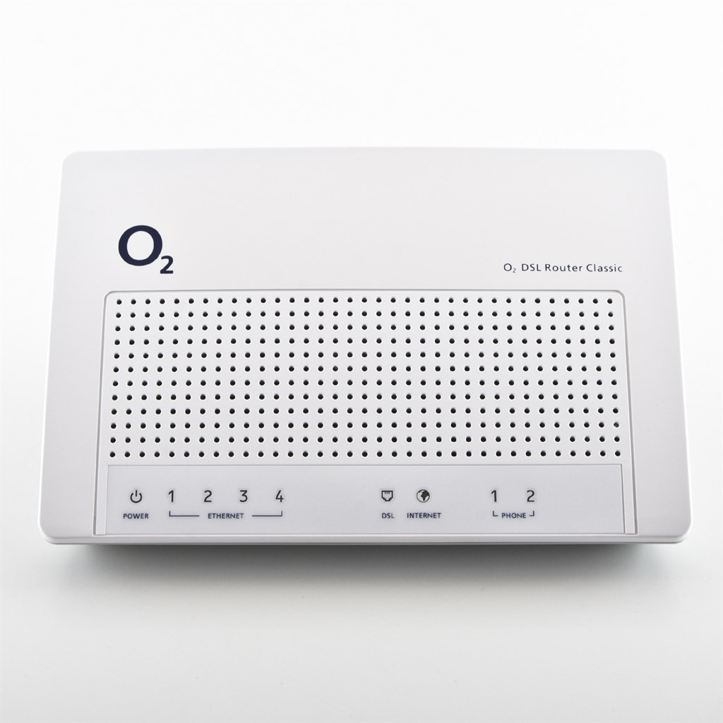 O2 DSL Router Classic   eBay