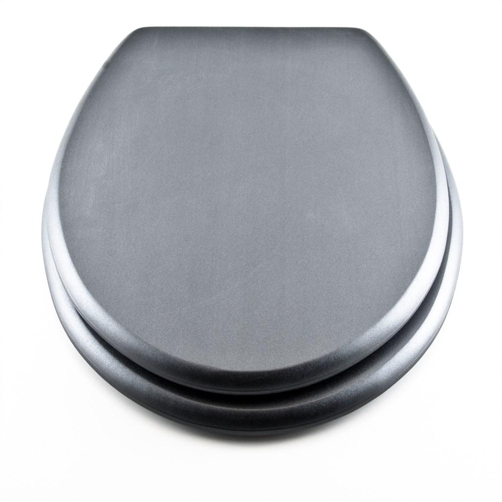 Indexbild 183 - WC- Sitz mit Absenkautomatik | Toilettendeckel Klodeckel Toilettensitz Klobrille