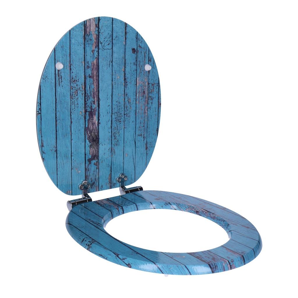 Indexbild 138 - WC- Sitz mit Absenkautomatik | Toilettendeckel Klodeckel Toilettensitz Klobrille