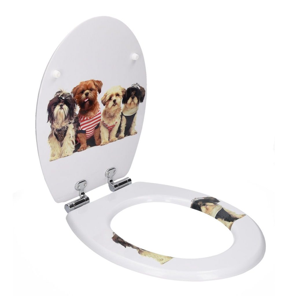 Indexbild 75 - WC- Sitz mit Absenkautomatik | Toilettendeckel Klodeckel Toilettensitz Klobrille