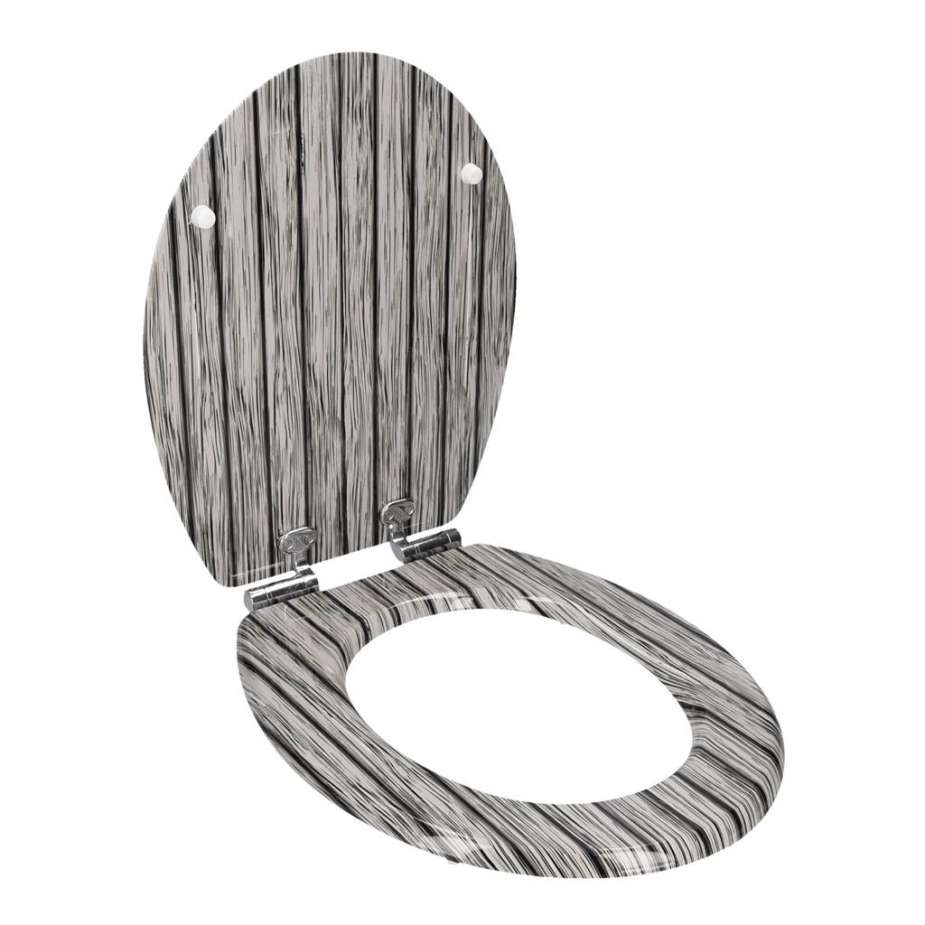 Indexbild 54 - WC- Sitz mit Absenkautomatik | Toilettendeckel Klodeckel Toilettensitz Klobrille