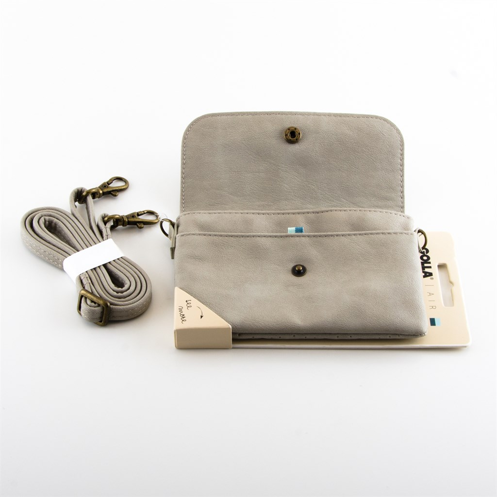 Taschen & Schutzhüllen Unter Der Voraussetzung Golla Air Clutch Hand-tasche Handy-zubehör Tragegurt Case Hülle Für Handy Iphone Smartphone