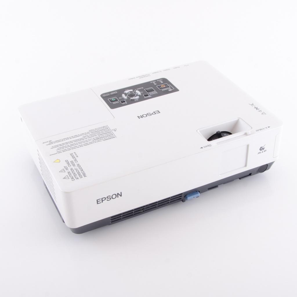 983be5d999124f EPSON LCD BEAMER EMP-1710 2700ANSI LU 400 1 1024x768 Pixel - EUR 110 ...