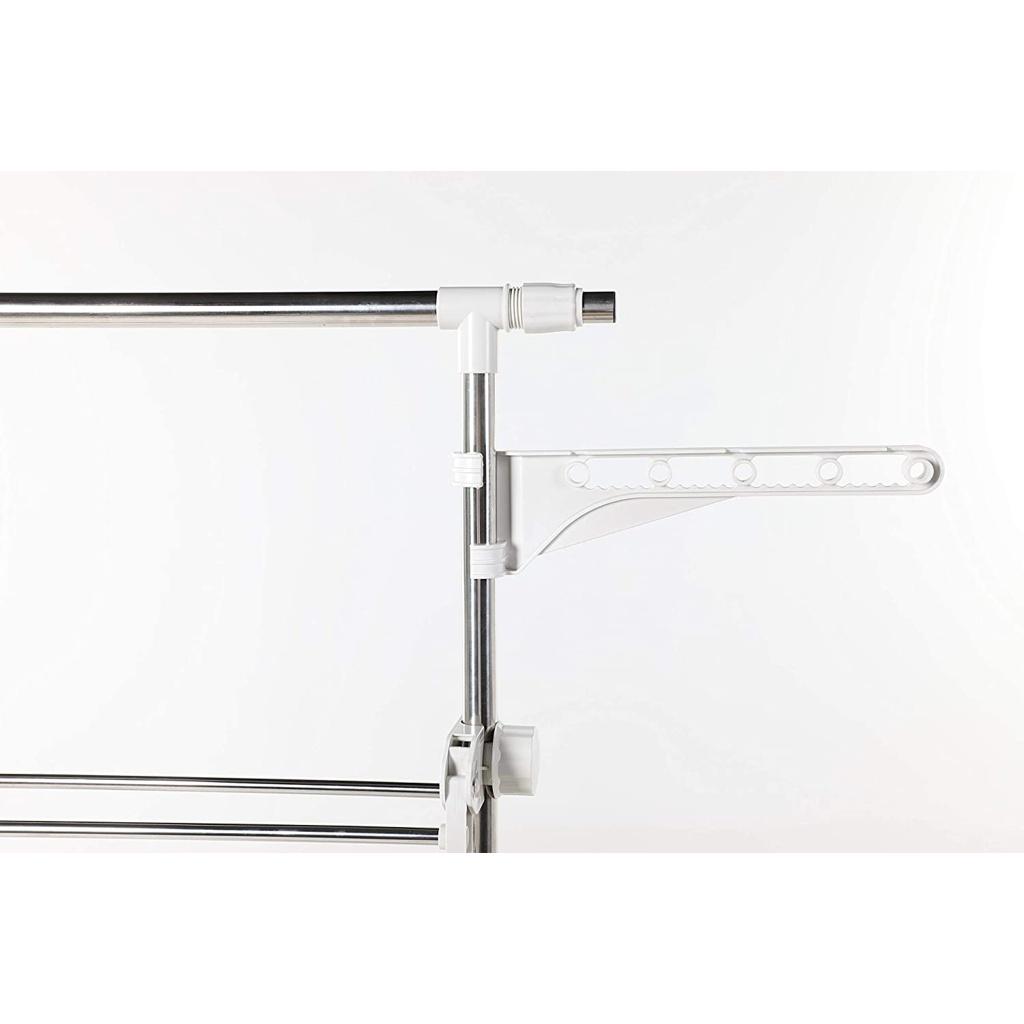 Sechoirs-de-vetements-mobile-Cheval-de-vetements-Tour-de-buanderie-Etendoir miniature 18