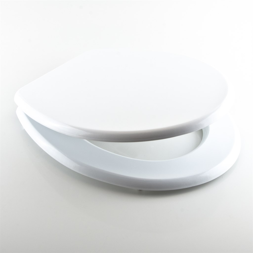 Indexbild 230 - WC- Sitz mit Absenkautomatik | Toilettendeckel Klodeckel Toilettensitz Klobrille