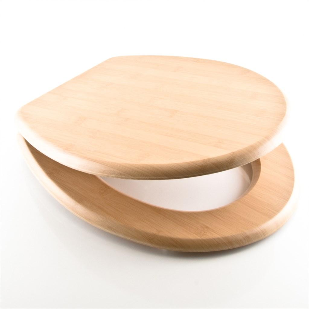 Indexbild 163 - WC- Sitz mit Absenkautomatik | Toilettendeckel Klodeckel Toilettensitz Klobrille