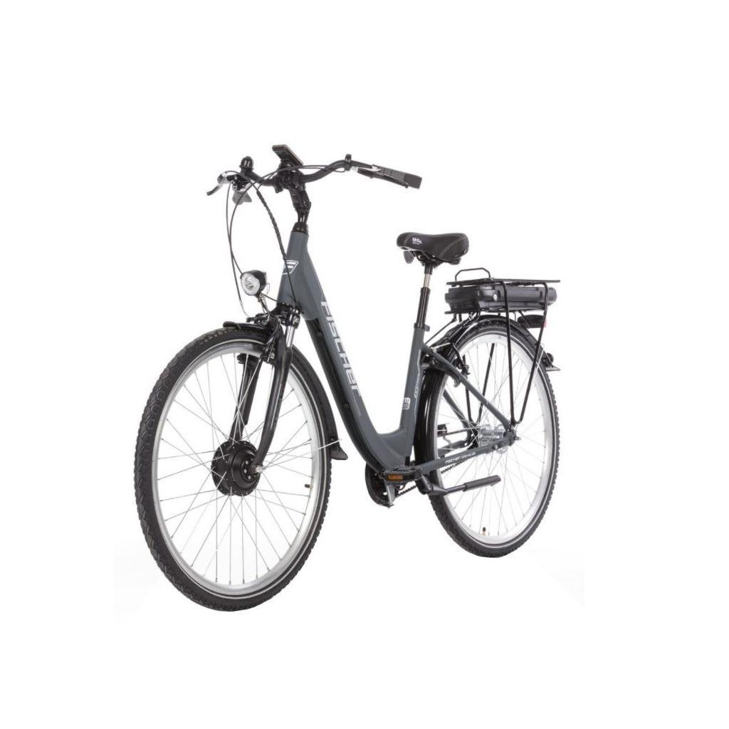 fischer damen city 28 39 39 ecu 1800 s1 e bike 36v. Black Bedroom Furniture Sets. Home Design Ideas