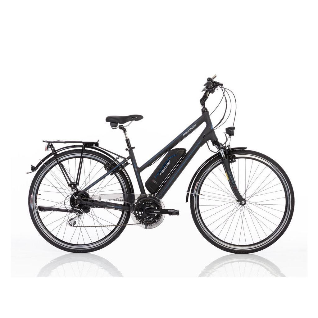fischer damen trekking e bike 28 etd 1801 36v. Black Bedroom Furniture Sets. Home Design Ideas