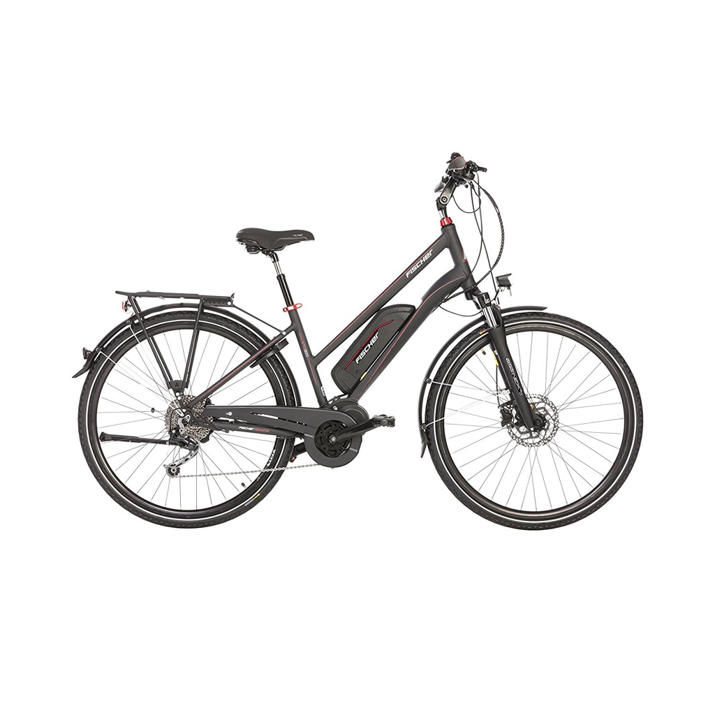 fischer damen trekking e bike 28 etd 1820 48v mittelmotor. Black Bedroom Furniture Sets. Home Design Ideas